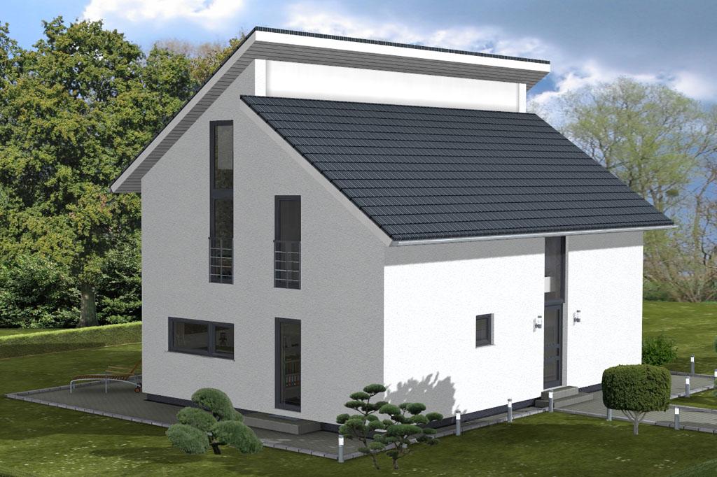 ewv bau einfamilienhaus efh 109. Black Bedroom Furniture Sets. Home Design Ideas