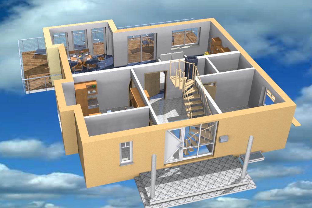 grundriss bungalow hanglage die neuesten. Black Bedroom Furniture Sets. Home Design Ideas